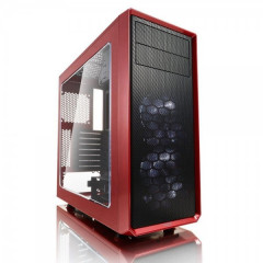 Fractal Design Focus G Red/Black (FD-CA-FOCUS-RD-W)