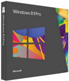 MS Windows 8.1 Professional 32/64-bit Ru (FQC-07350)