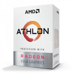Процесор AMD Athlon ™ 200GE (YD200GC6FBB (YD200GC6FBBOX)
