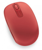 Миша Microsoft Mobile 1850 Wireless Flame Red (U7Z-00034) - зображення 3