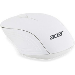 Мышь Acer Wireless Optical Mouse Moonstone White (NP.MCE1A.007)