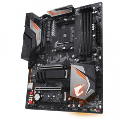 Материнская плата Gigabyte X470 AORUS ULTRA GAMING (sAM4, AMD X470)