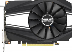 Asus PCI-Ex GeForce GTX 1660 Phoenix 6G 6GB GDDR5 (192bit) (1530/8002) (DVI, HDMI, DisplayPort) (PH-GTX1660-6G)