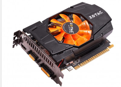 Zotac GeForce GTX650 1Gb GDDR5 Refurbished