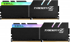 Оперативная память G.Skill DDR4-3600 16384MB PC4-28800 (Kit of 2x8192) Trident Z RGB (F4-3600C19D-16GTZRB)