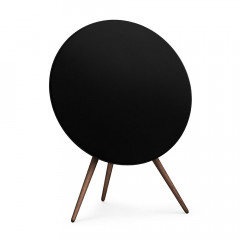 Мультимедийная колонка Bang & Olufsen BeoPlay A9 Black with Walnut legs (20181116V-229)