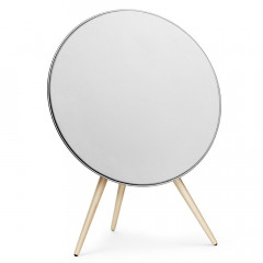 Мультимедийная колонка Bang & Olufsen BeoPlay A9 White with Maple legs (20181116V-230)