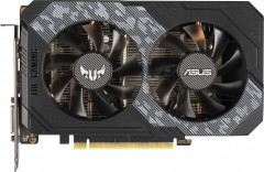 Asus PCI-Ex GeForce RTX 2060 TUF Gaming 6GB GDDR6 (192bit) (1365/14000) (DVI, 2 x HDMI, DisplayPort) (TUF-RTX2060-6G-GAMING)