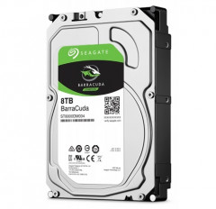 Жесткий диск 3.5' 8Tb Seagate Barracuda SATA3 256Mb 5400 rpm ST8000DM004
