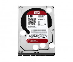 #135338 - Жесткий диск 3.5' 6Tb Western Digital Red, SATA3, 64Mb, 5400 rpm (WD60EFRX)