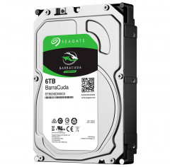 Жесткий диск 3.5' 6Tb Seagate Barracuda SATA3 256Mb 5400 rpm ST6000DM003