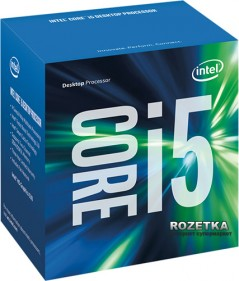 Процессор Intel Core i5-6400 2.7GHz/8GT/s/6MB (BX80662I56400) s1151 BOX