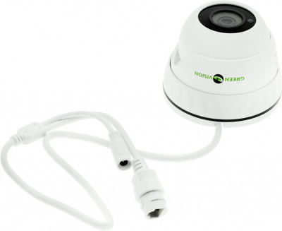 Антивандальна IP-камера Green Vision GV-077-IP-E-DOF20-20 (LP6625)