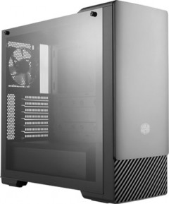 Корпус Cooler Master MasterBox E500 Tempered Glass Edition Black (MCB-E500-KG5N-S00)