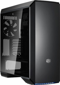 Корпус Cooler Master MasterCase MC600P Remastered Tempered Glass Edition Black (MCM-M600P-KG5N-S00)