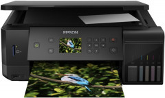 Epson L7160 with Wi-Fi (C11CG15404) + USB cable