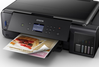 Epson L7180 with Wi-Fi (C11CG16404)