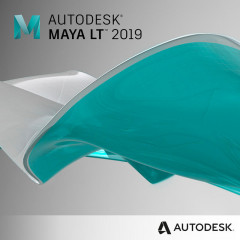 Autodesk Maya LT Commercial Single-user 3-Year Subscription Renewal (электронная лицензия) (923H1-004527-T228)