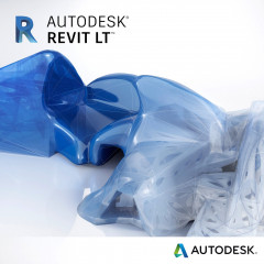 Autodesk AutoCAD Revit LT Suite Commercial Single-user 2-Year Subscription Renewal (электронная лицензия) (834H1-009004-T711)