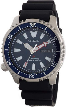 """Часы Citizen Promaster """"FUGU"""" NY0081-10L Automatic Diver's 8203 Limited Edition"""