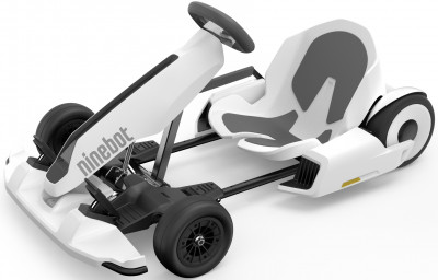 Карт Ninebot by Segway Gokart kit White (26.01.0000.40)