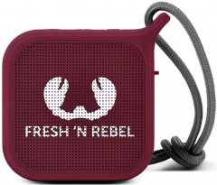 Акустика Fresh N Rebel Rockbox Pebble Small Bluetooth Speaker Ruby (1RB0500RU)