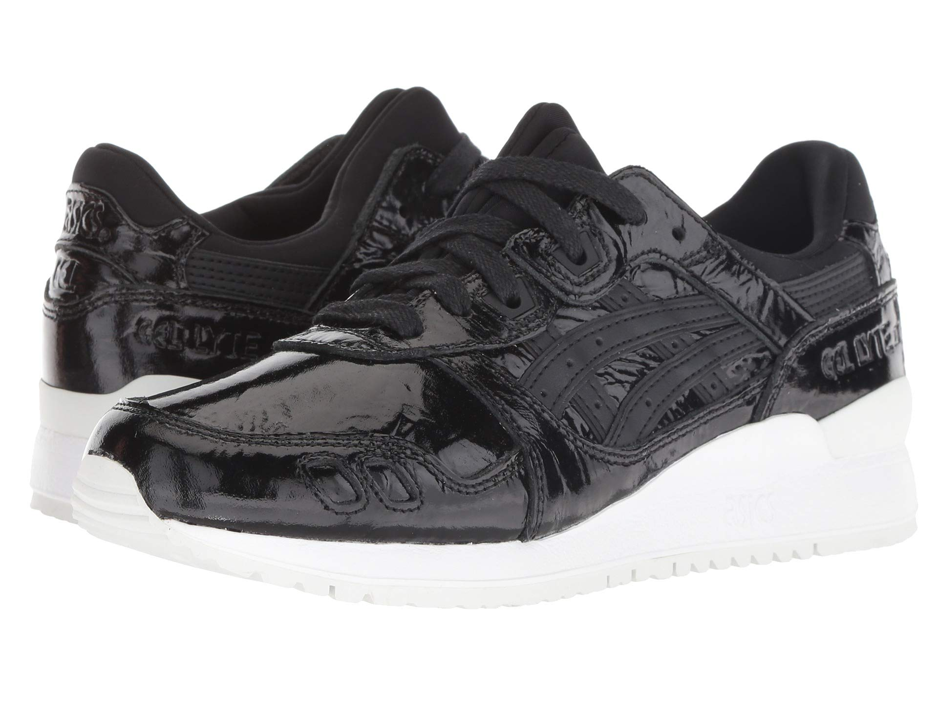 quality design 5e4e1 0290f Кроссовки ASICS Gel-Lyte III Black, 36 (225 мм) (10119147)