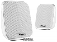 Trust Porto Portable 2.0 Speaker Set White (TR19912)