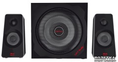 Trust GXT 638 Digital Gaming Speaker 2.1 Black (TR19755)