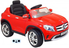 Электромобиль BabyHit Mercedes Benz Z653R Red (71138) (2100000002481)
