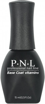 Основа для гель-лака P.N.L. 512 Base Coat vitamins 15 мл (4823083012885)