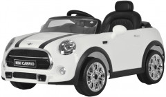 Электромобиль BabyHit Mini Z656R White (71145) (2100000002528)