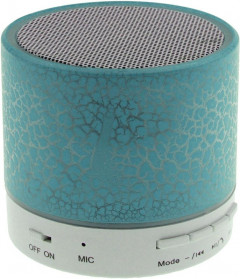 Портативная акустика TOTO A9 Shine Big Size Bluetooth Speaker Blue