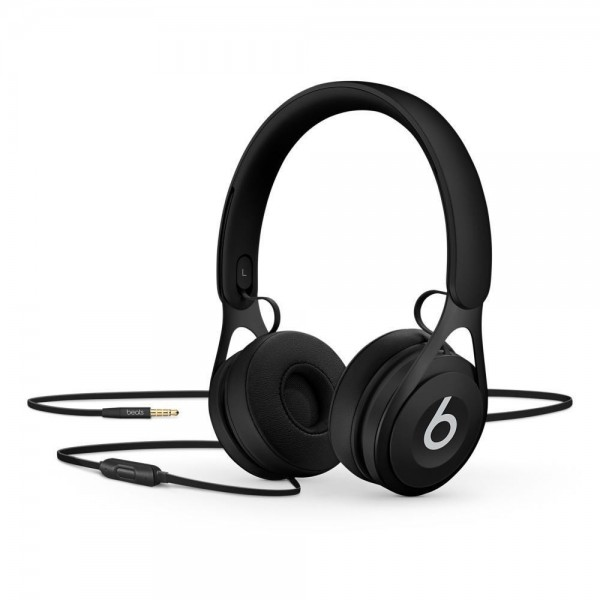Наушники Beats by Dr. Dre EP On-Ear Headphones Black (ML992) (F00174904)