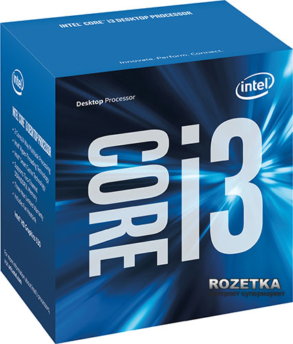 Core i3-6100 3.7GHz/8GT/s/3MB  s1151 BOX