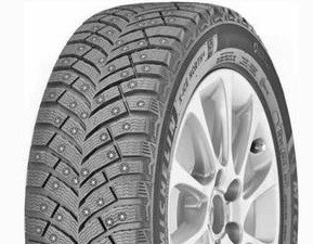 275/40 R19 105H Michelin X-ICE North 4 XL Шип