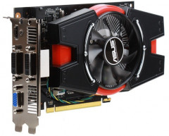 Видеокарта ASUS GeForce GTX 650 Ti 1Gb DDR5 Refurbished