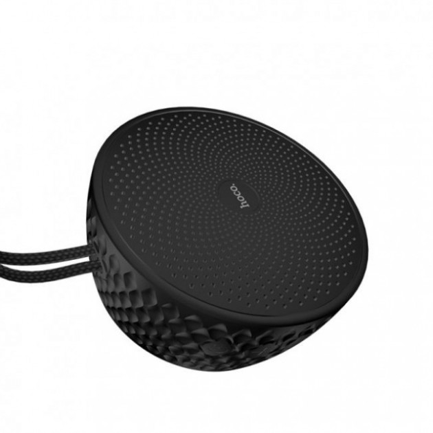 Bluetooth Колонка Hoco BS21 Atom Bluetooth 4.2 Black (vn2915)