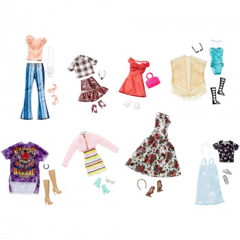 0501778b93a6be Набор одежды для кукол Барби Barbie Fashions Multipack with Clothes &  Accessories Mattel (FPR60)