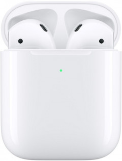 Наушники Apple AirPods with Wireless Charging Case (MRXJ2RU/A) (2-е поколение)