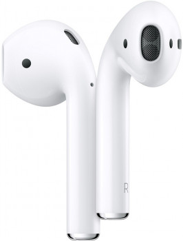 Навушники Apple AirPods with Charging Case (MV7N2RU/A) (2-е покоління)