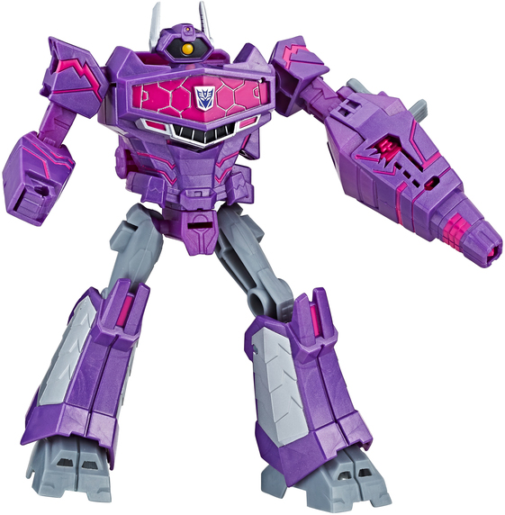 Игрушка Hasbro Transformers Cyberverse Decepticon Shockwave 19 см (E1886_E1909)