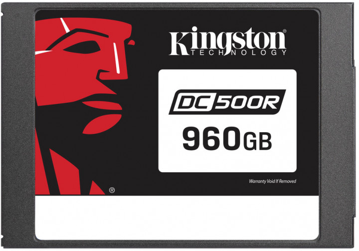 "Kingston DC500R 960GB 2.5"" SATAIII 3D TLC (SEDC500R/960G) - изображение 1"