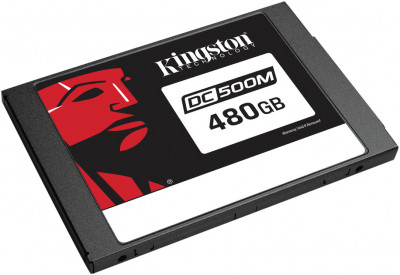 "Kingston DC500M 480GB 2.5 ""SATAIII 3D TLC (SEDC500M/480G)"