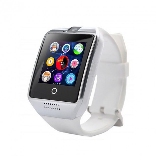 Умные часы Smart Watch Q18 White