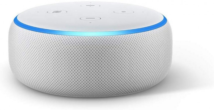 Smart колонка Amazon Echo Dot (3nd Generation) Sandstone