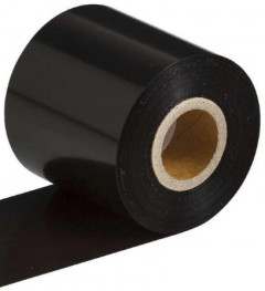 Риббон ATM WAX 35 мм x 300 м Out Black, 2 шт (WAX 35x300м Out)