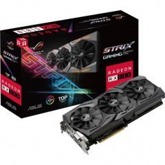 Відеокарта ASUS Radeon RX 580 8192Mb ROG STRIX GAMING TOP (ROG-STRIX-RX580-T8G-GAMING)