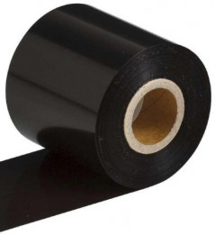 Риббон ATM WAX 50 мм x 300 м Out Black (WAX 50x300м Out)