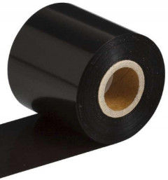 Риббон ATM WAX 65 мм x 300 м Out Black (WAX 65x300м Out)